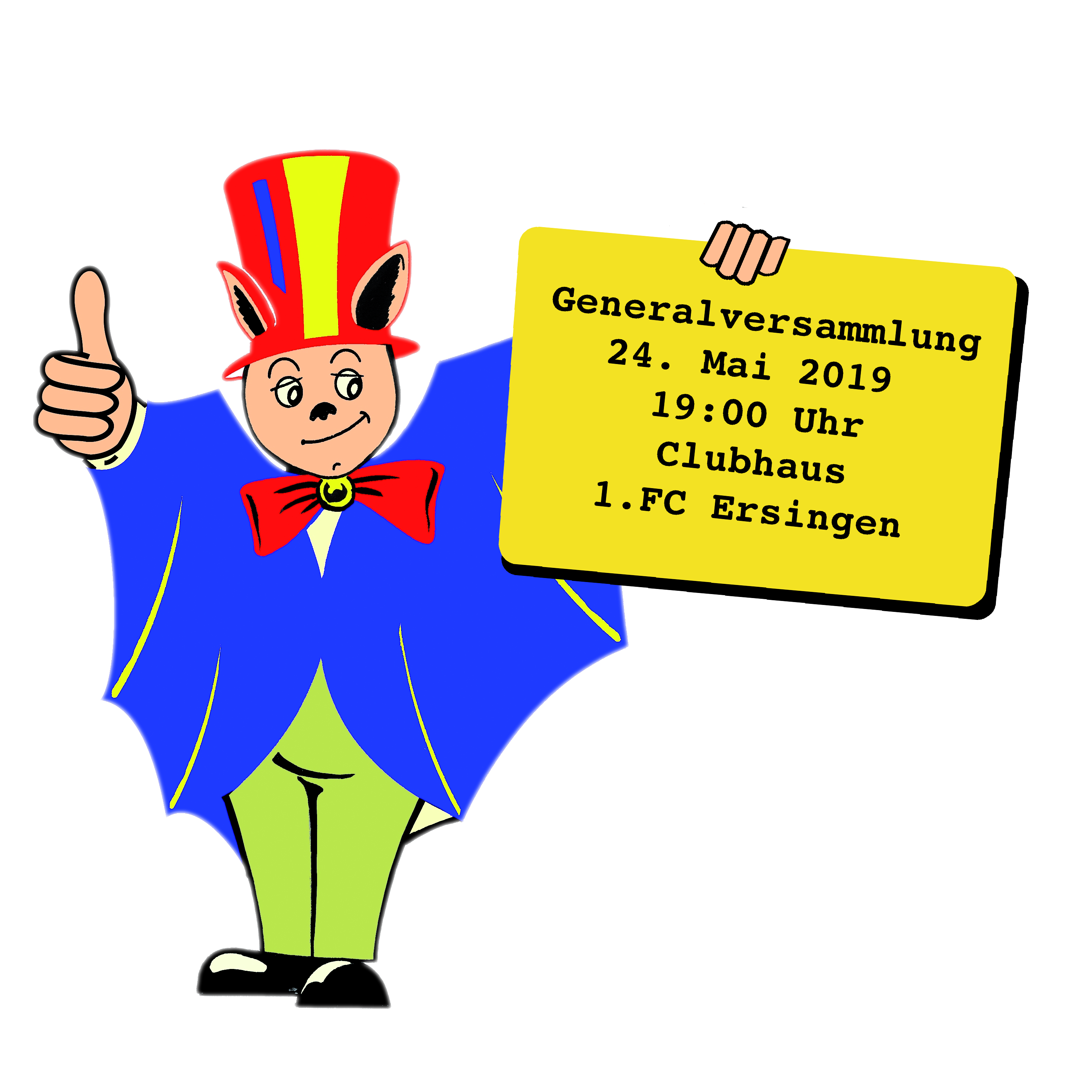 You are currently viewing Generalversammlung am 24. Mai 2019