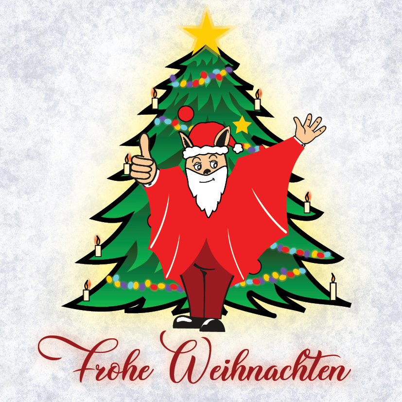 Read more about the article Frohe Weihnachten und einen guten Rutsch ins Jahr 2020