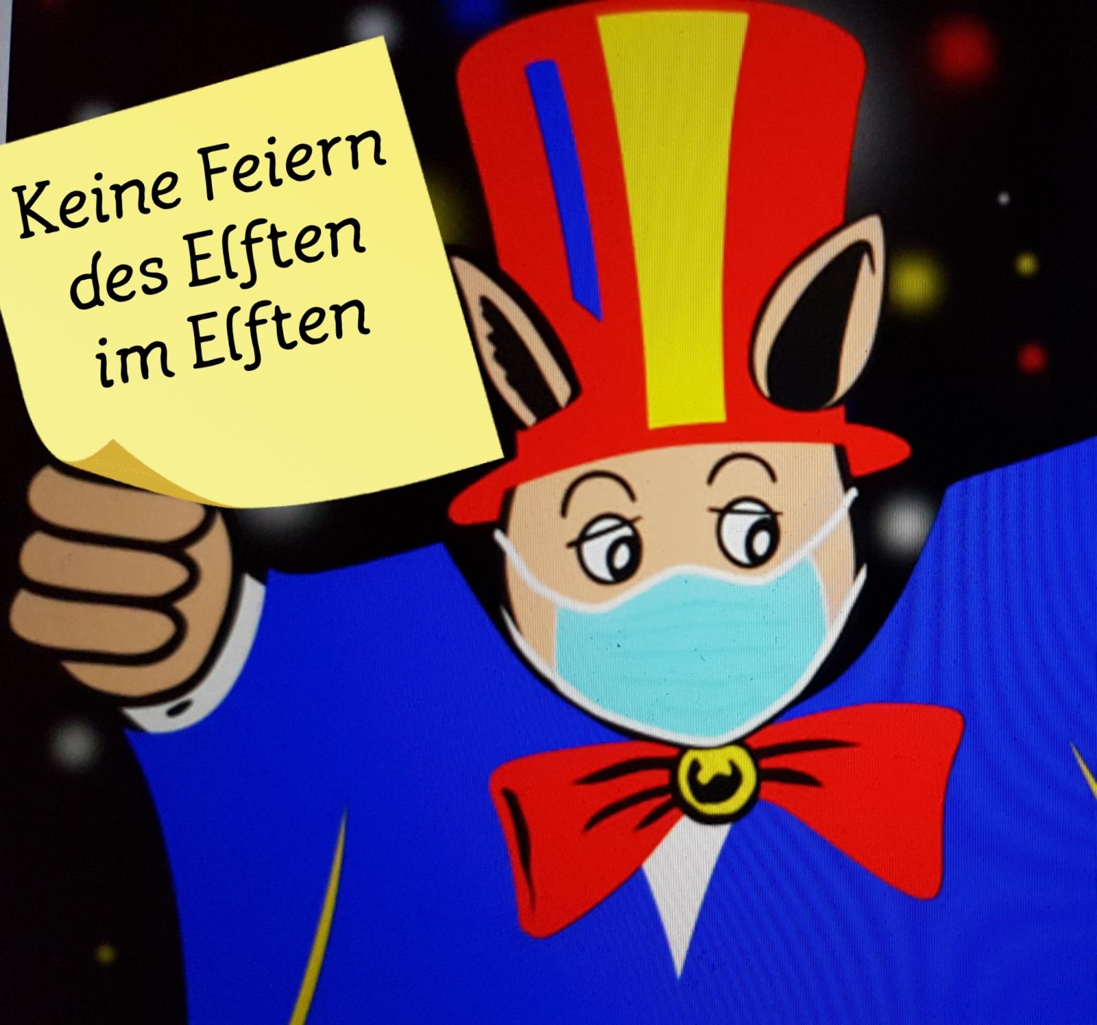 Read more about the article Absage der Feiern des Elften im Elften 2020