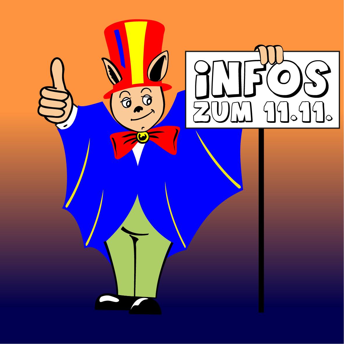 You are currently viewing Infos zum Elften im Elften